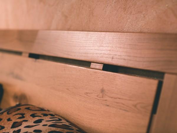 Doppelbett | Massivholz
